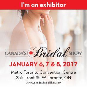 Canada's Bridal Show Exhibitor