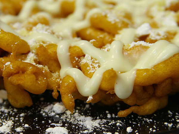 Funnel Fries Poutine