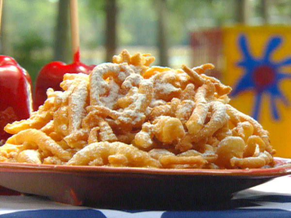 Locomotion Funnel Cake